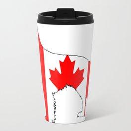 Canada English Setter Travel Mug