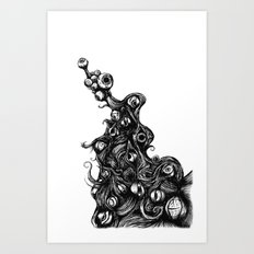 EYELIGHT Art Print