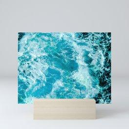 Sea Me Waving Mini Art Print