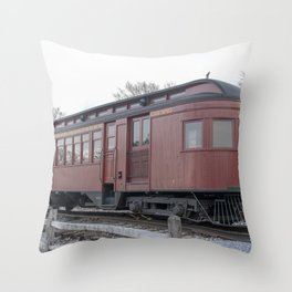 Strasburg Railroad Series 20 Throw Pillow
