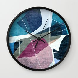 Stueckwerk Wall Clock