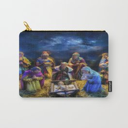 Birth of Jesus Carry-All Pouch