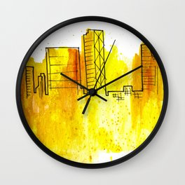 Going Downtown: Southfield Wall Clock