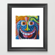 Heartmind Framed Art Print