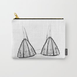 Something Delicate Carry-All Pouch