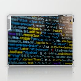 Code Master (Color) Laptop & iPad Skin