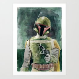 He's worth a lot to me. Art Print