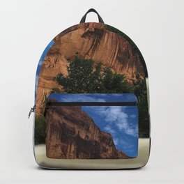 Breakfast View, Arches Natonal Park Backpack