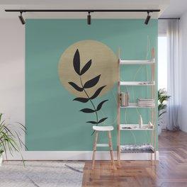 Desert Leaf #3 #minimal #wall #art #society6 Wall Mural
