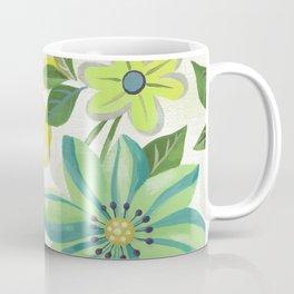 Scattered Flowers Coffee Mug