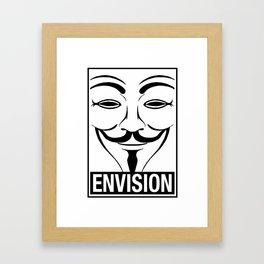 Envision Framed Art Print