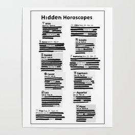 Hidden Horoscopes Poster