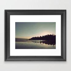 Big Bear Lake Framed Art Print