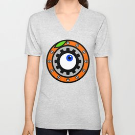 Clockwerk Orange Unisex V-Neck