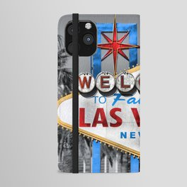 Welcome to Fabulous Las Vegas iPhone Wallet Case