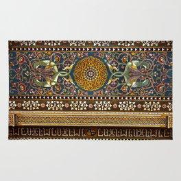 Sicilian ART NOUVEAU Rug
