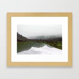 matrix Framed Art Print