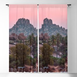 Jungle book: sunrise Blackout Curtain