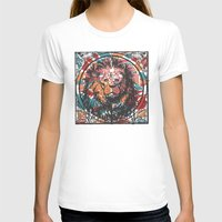 leo T-shirts featuring Leo by Heinz Aimer