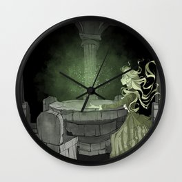 Afterglow Wall Clock
