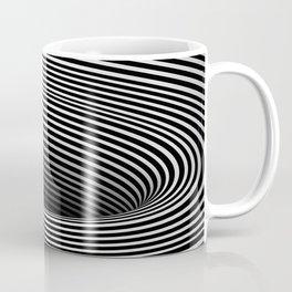 Black Hole Vertigo Coffee Mug