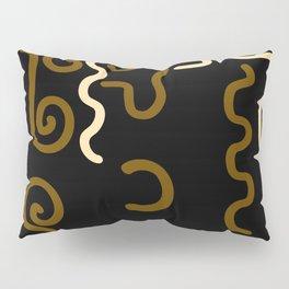 Brown Browden Pillow Sham