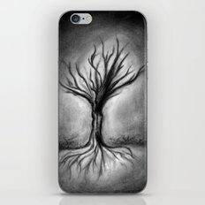 Untitled (Wraith) iPhone & iPod Skin