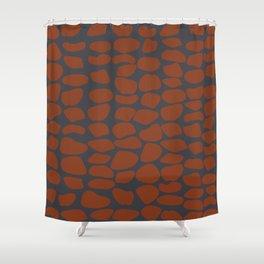 Janina IX Shower Curtain