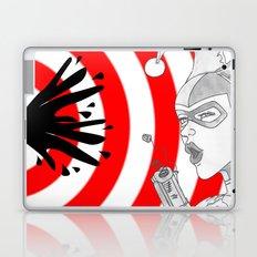 Harley Quinn Bullseye Laptop & iPad Skin