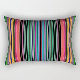 MAGIC STRIPES Rectangular Pillow