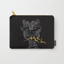 Mel Broken Skull Carry-All Pouch