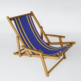 Chun Li Collant Stripes Sling Chair