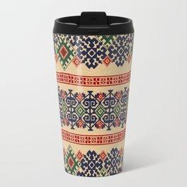 Pattern 021 Travel Mug