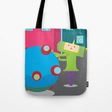 Katamari Demacy Tote Bag
