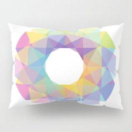 Fig. 036 Colorful Circle Pillow Sham