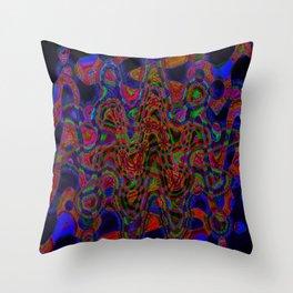 Amaze Throw Pillow