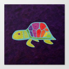 Prismacolor Shell Canvas Print