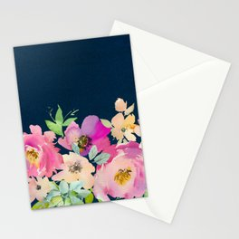 Flowers Bouquet 94 Stationery Cards