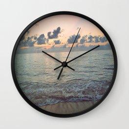 Parting Ways Wall Clock