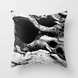 Here's Looking At You. Throw Pillow