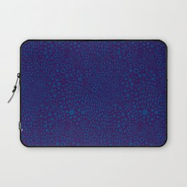 Nectarine Concord - Playful Abstract Shapes_004 Laptop Sleeve