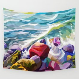 Sea vibes Wall Tapestry