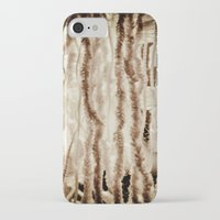 fringe iPhone & iPod Cases featuring fringe by Rae Snyder