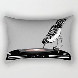 DJ magpie Rectangular Pillow