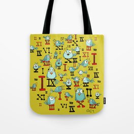 Chicky Time Tote Bag