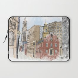The Old State House Laptop Sleeve