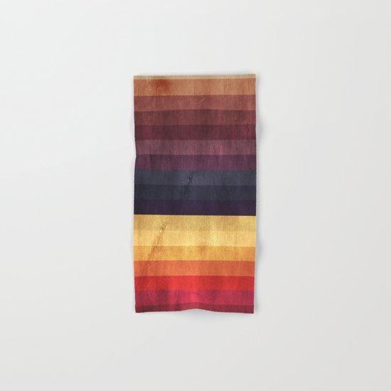 Eccentric Spectrum Hand & Bath Towel