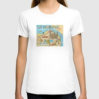 cuba T-shirts featuring Cuba by Sahily Tallet Yip