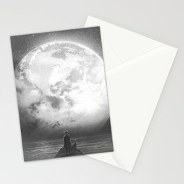 The Last Man Stationery Cards