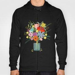 Bringing Summer Wildflowers Inside Hoody